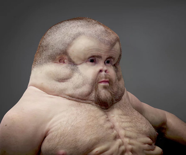 What We'd Look Like If We Evolved To Survive Car Crashes