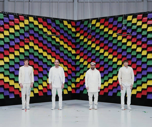 ok go obsession music video