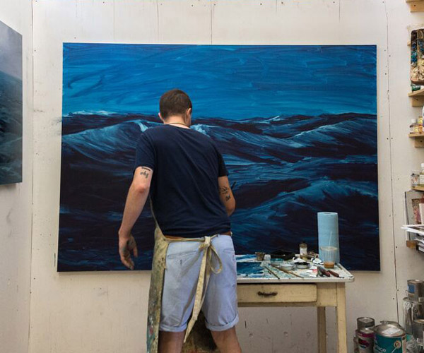 Oliver Jeffers artist profile